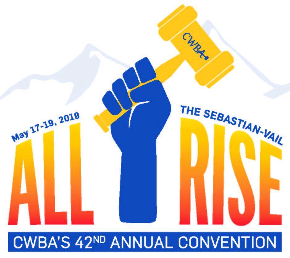 Colorado Women's Bar Association - CONVENTION