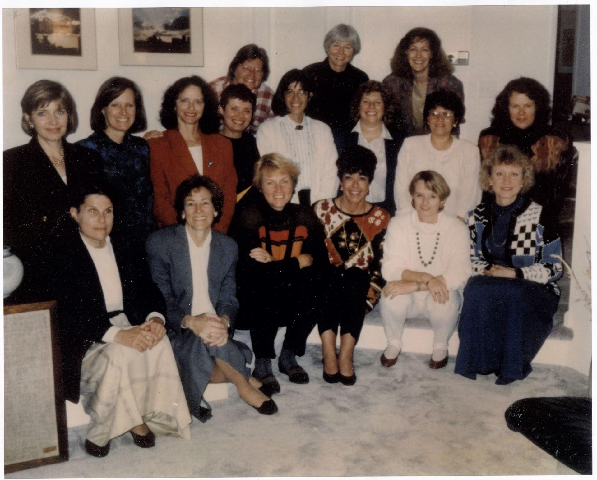 Colorado Women's Bar Association - PAST PRESIDENTS